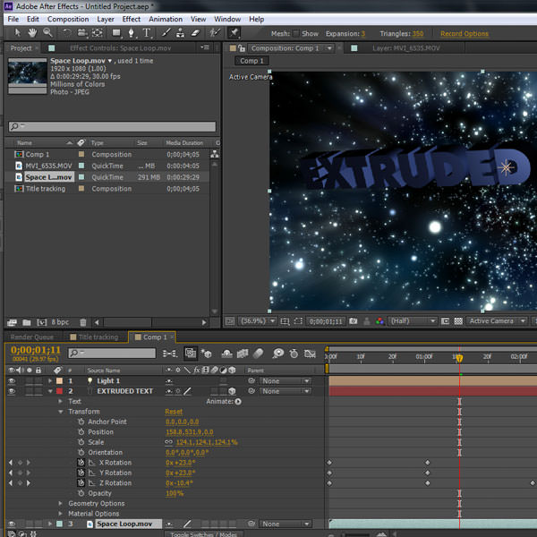 Curso Online Adobe After Effects Dicas Básicas