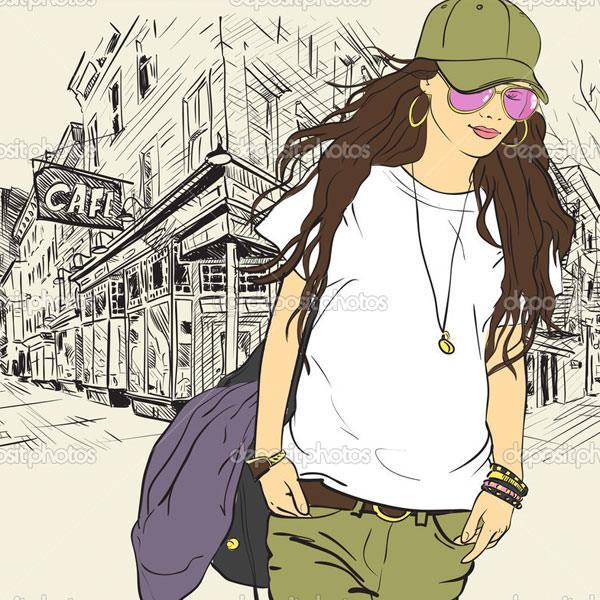 Curso Online Illustrator Criando Personagens