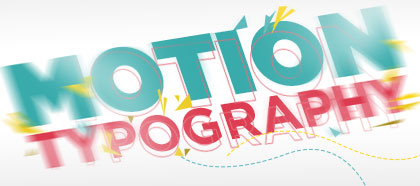 Curso Online After Effects Motion Typography